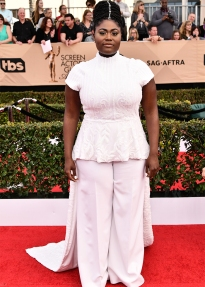 Danielle Brooks in Christian Siriano. variety.com: Rob Latour/REX/Shutterstock